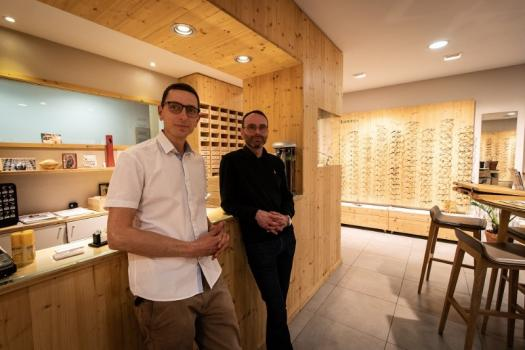 Boutique d'optique Lyon